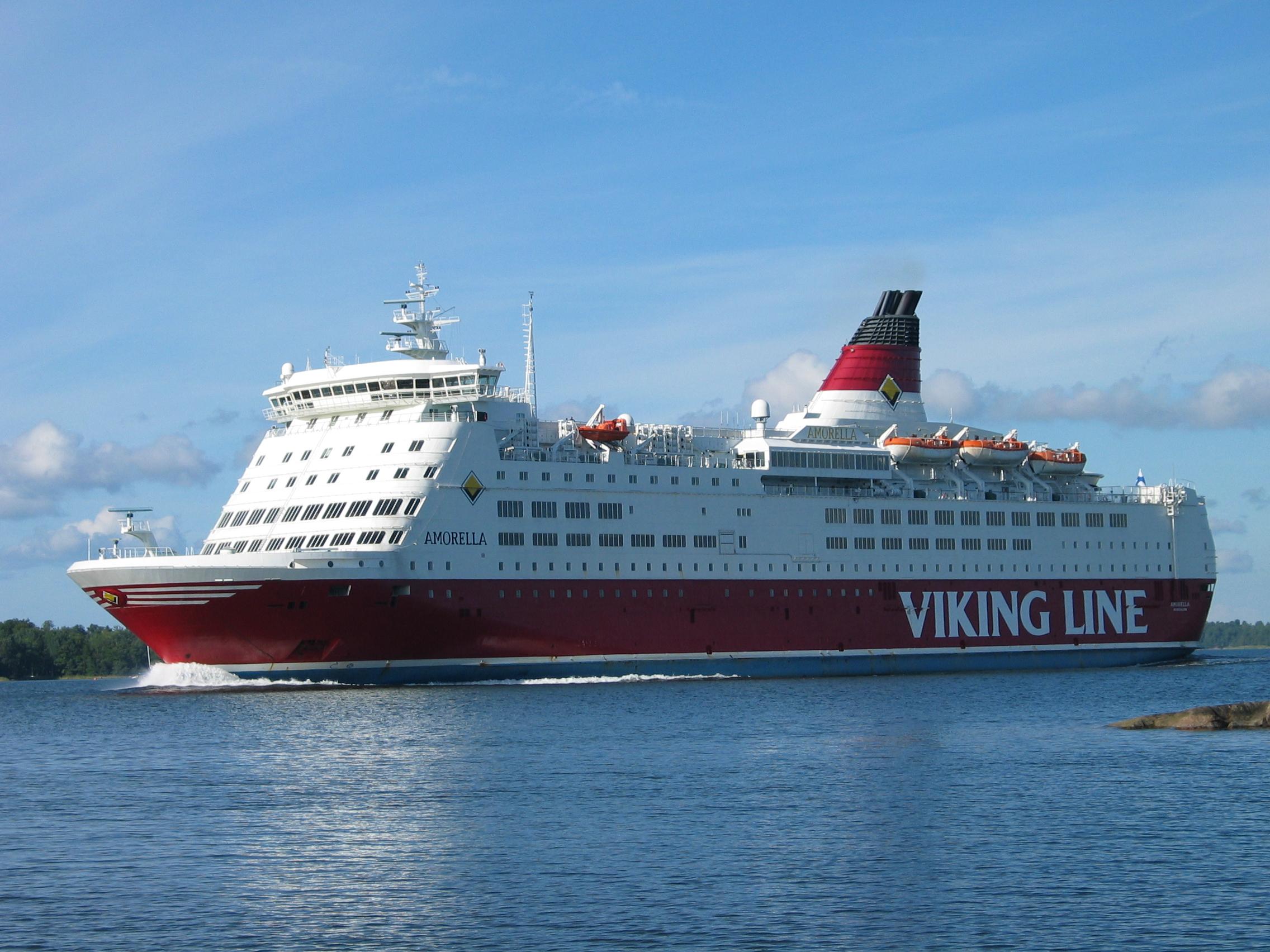 Viking Linen kurja vuosi päättyi tappiolliseen neljännekseen
