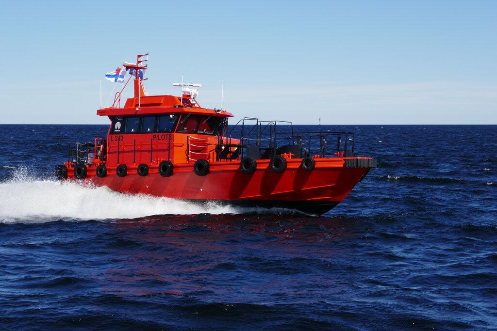 Finnpilotin vuosi 2020: Luotsaustoiminnan jatkuminen varmistettiin tehokkailla suojautumistoimilla
