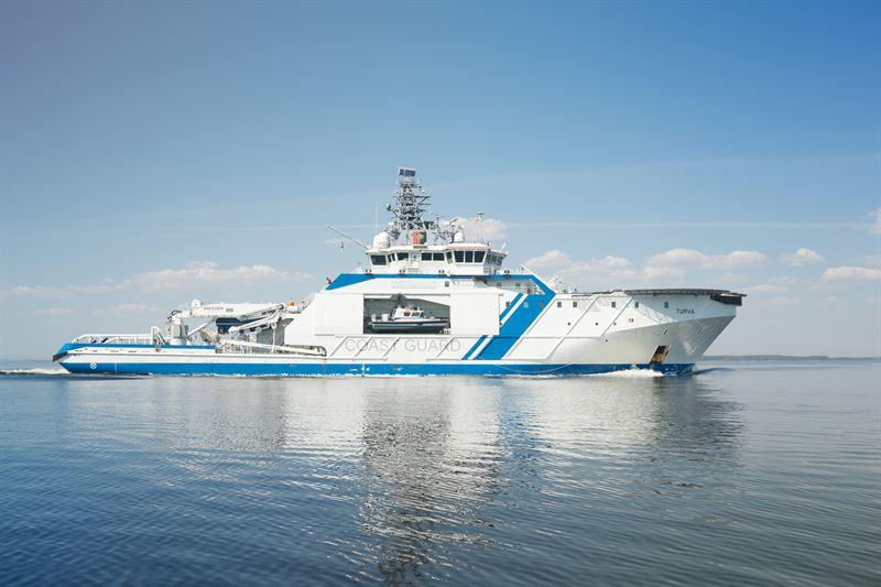 Wärtsilä ja Rajavartiolaitos testaavat bio-LNG:n käyttöä polttoaineena- Tavoitteena kasvihuonepäästöjen vähentäminen