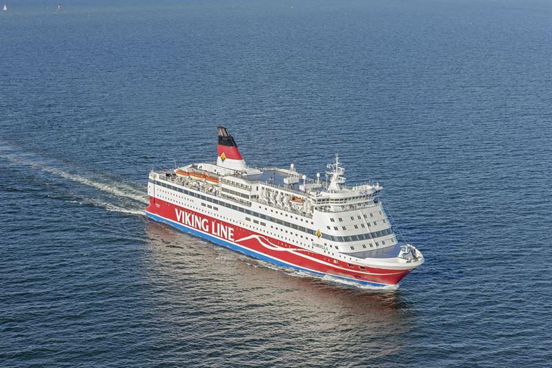 Hanko ja Kotka avaavat satamansa ensimmäistä kertaa Viking Linen matkustaja-alukselle
