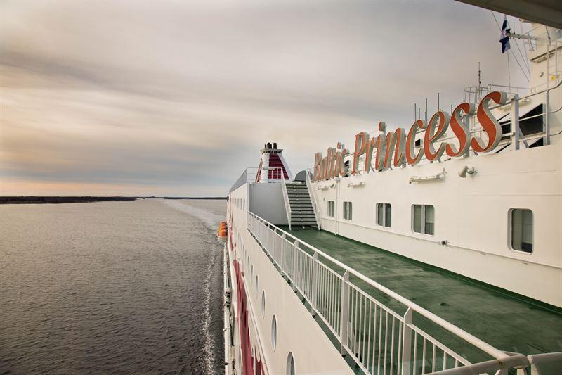 Tallink julkaisi vuoden 2021 ensimmäisen kvartaalin matkustaja- ja rahtimäärät