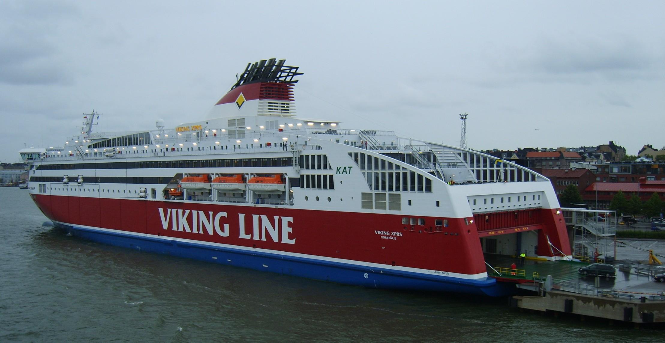 Toimintakatsaus ajalta tammikuu – maaliskuu 2021: Viking Linen tappio pieneni – Ei vieläkään ohjeistusta
