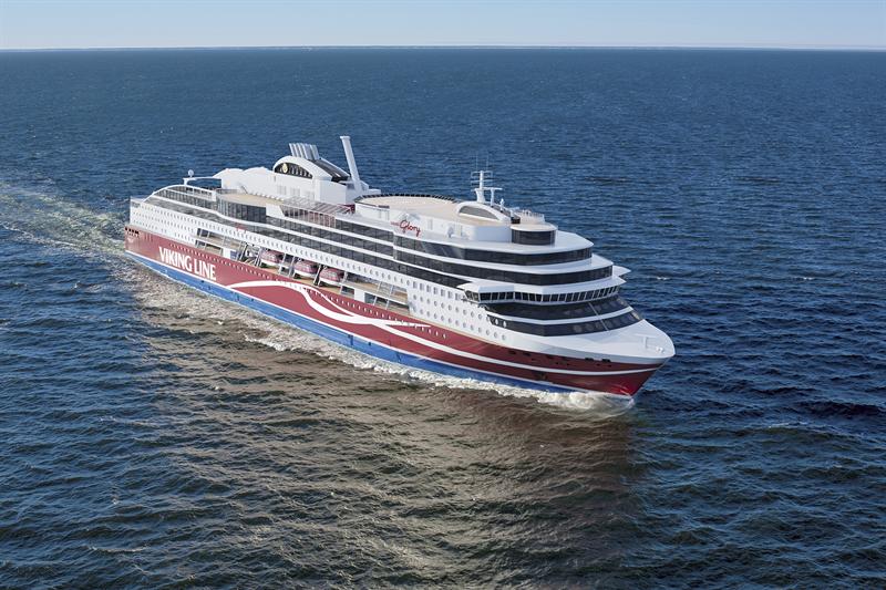:KATSO VIDEO: Viking Linen uudelle alukselle Itämeren ylellisin ulkoilmaravintola