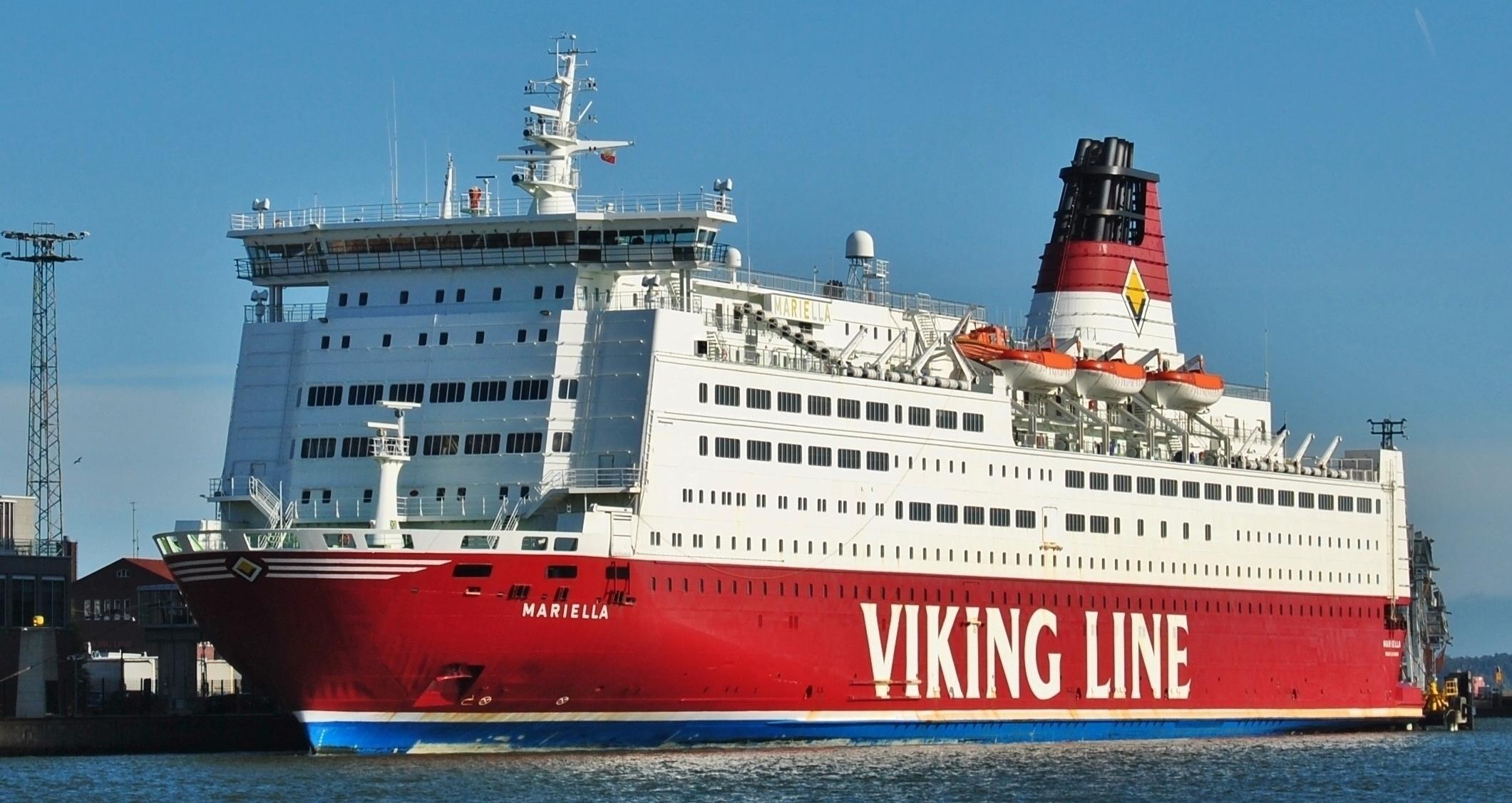 Viking Line myy M/S Mariella