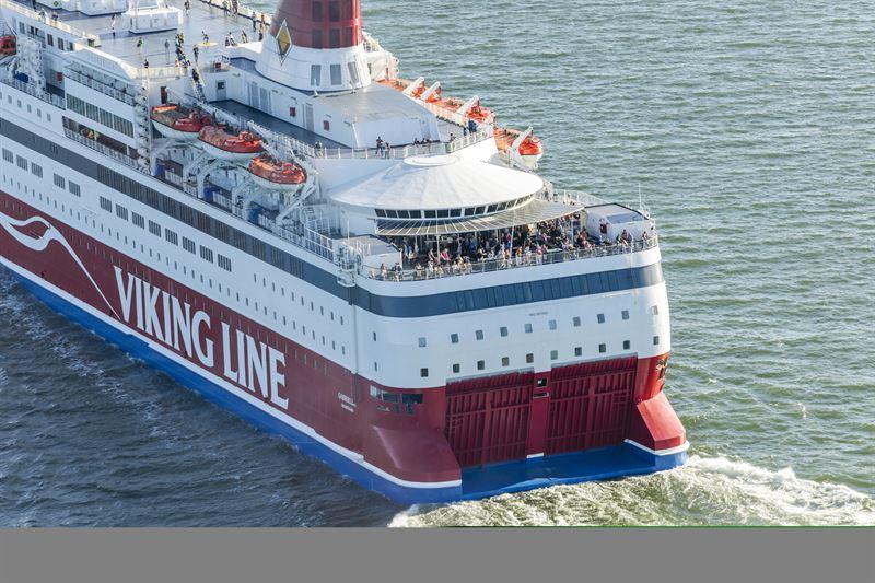 Viking Linelta lisälähtöjä Hankoon ja Kotkaan