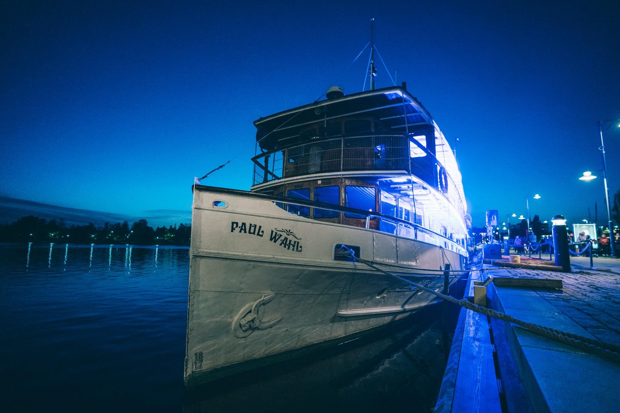 Vuoden Kotimaan Matkailuyritys 2021 on Vip Cruise ja s/s Paul Wahl
