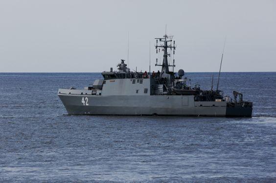 Merivoimat osallistuu BALTOPS 2021 -harjoitukseen kahdella aluksella