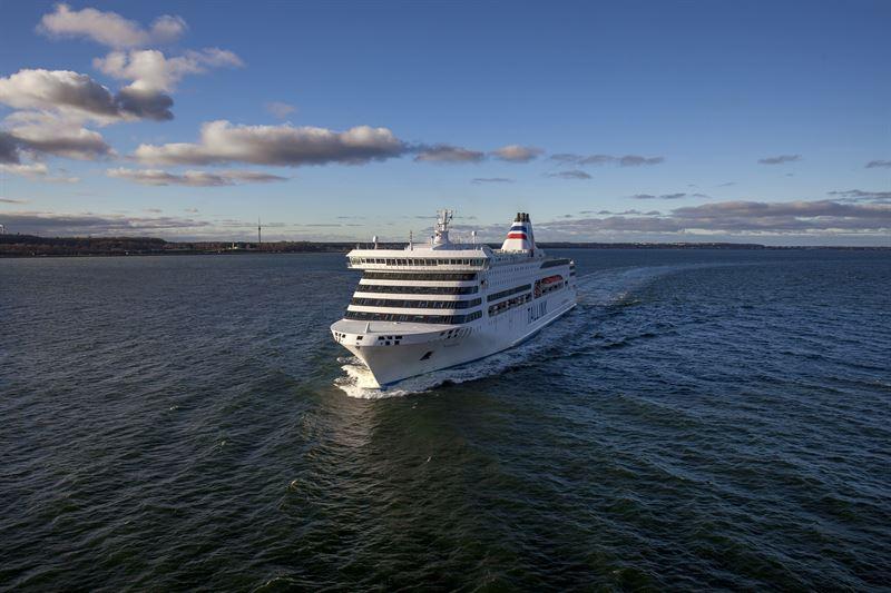 Tallink vuokraa Victoria I:n ja Romantikan määräaikaisesti Marokkoon
