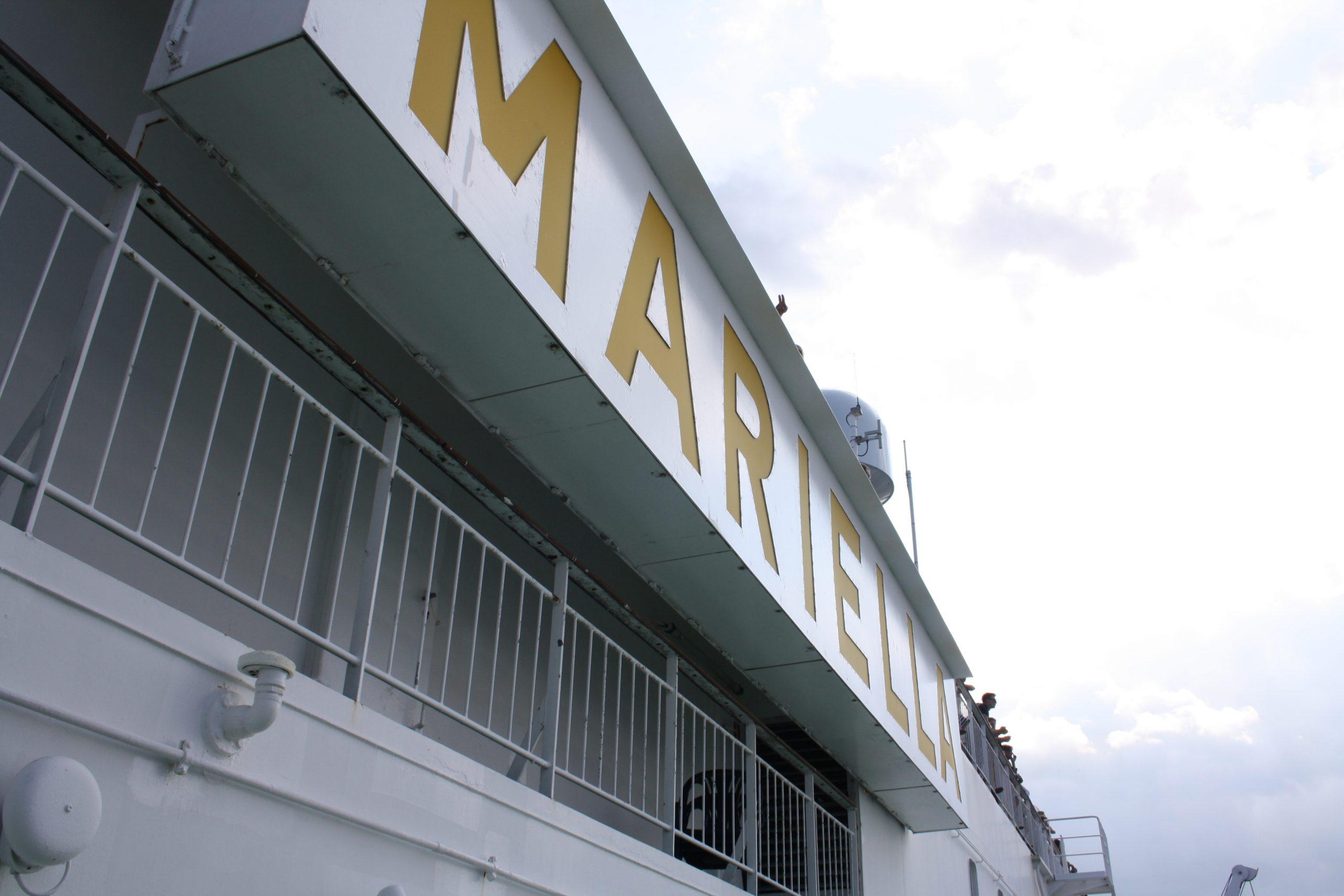 Puolivuosikatsaus ajalta tammikuu – kesäkuu 2021: Viking Line nousi selkeästi pinnalle – Mariellan myynti avitti
